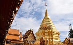 Wat Phrathat Doi Suthep Imagen de archivo libre de regalías
