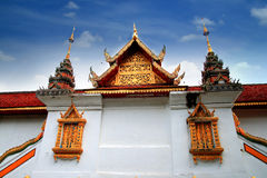 Wat Phrathat Doi Suthep royalty free stock photo