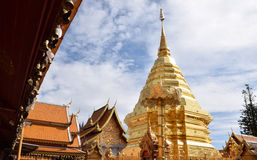 Wat Phrathat Doi Suthep Royalty Free Stock Image