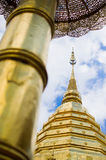 Wat Phrathat Doi Suthep Chiang Mai. In thailand Stock Photos