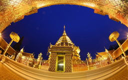 Wat Phrathat Doi Suthep,chiang mai,Thailand Royalty Free Stock Photos