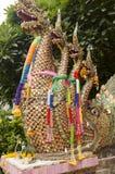 Wat Phrathat Doi Suthep The-Tempel gekennzeichnet häufig als Stockfotos