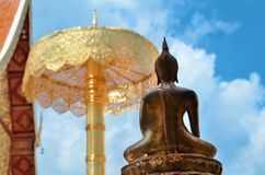 Wat Phrathat Doi Suthep Temple In Chiang Mai Royalty Free Stock Photo