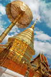 Wat Phrathat Doi Suthep Temple In Chiang Mai Stock Images