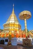 Wat Phrathat Doi Suthep temple, Thailand. Royalty Free Stock Photo