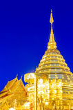 Wat Phrathat Doi Suthep, Temples in Chiang Mai Royalty Free Stock Photos