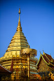 Wat Phrathat Doi Suthep Royalty Free Stock Photography