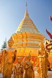 Wat Phrathat Doi Suthep, Thailand Royalty Free Stock Images