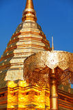 Wat Phrathat Doi Suthep, Thailand Stock Image