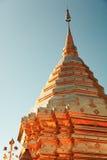 Wat Phrathat Doi Suthep, Thailand Royalty Free Stock Photo