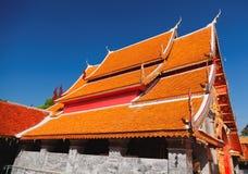 Wat Phrathat Doi Suthep, Thailand Stock Photo