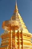 Wat Phrathat Doi Suthep, Thailand Royalty Free Stock Image