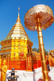 Wat Phrathat Doi Suthep, Thailand Stock Photography