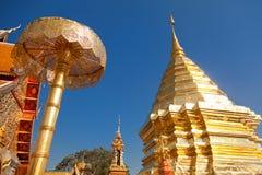 Wat Phrathat Doi Suthep, Thailand Royalty Free Stock Photos