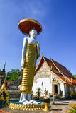 WAT PHRATHAT JOMJANG, PHARE Photos stock