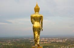 Wat Phrathat Khao Noi, Nan, Thailand Royalty-vrije Stock Afbeeldingen