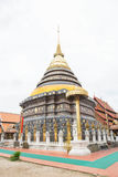 Wat Phrathat Lampang. Northern Thailand attractions Royalty Free Stock Photos