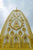 Wat Phrathat Nong Bua dans Ubon Ratchathani. Photos libres de droits