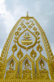 Wat Phrathat Nong Bua in Ubon Ratchathani. Royalty Free Stock Photos