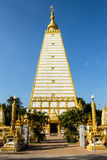 Wat Phrathat Nong Bua in Ubon Ratchathani province, Thailand Stock Photo