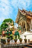 Wat Phrathat Pha-Ngao 库存图片