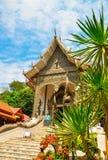 Wat Phrathat Pha-Ngao Obrazy Stock