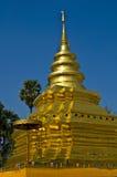 Wat Phrathat Sri Chom Tong Royalty Free Stock Photos