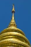 Wat Phrathat Sri Chom Tong Stock Photo