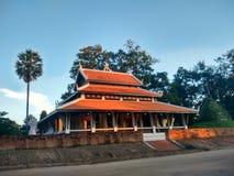 Wat Phrathatchaehaeng em Nan, Tailândia Fotografia de Stock Royalty Free