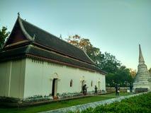 Wat Phrathatchaehaeng em Nan, Tailândia Fotos de Stock Royalty Free