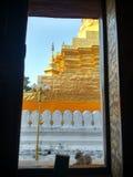 Wat Phrathatchaehaeng em Nan, Tailândia Imagens de Stock