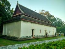 Wat Phrathatchaehaeng em Nan, Tailândia Fotos de Stock