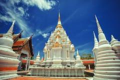 Wat Phrathatchiya Stockbild