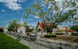 Wat Phrathatchiya Lizenzfreies Stockbild