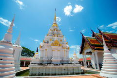 Wat Phrathatchiya Lizenzfreie Stockfotos