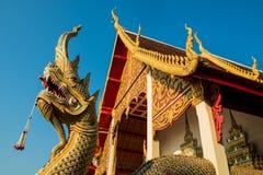 Wat Phrayapoo 免版税图库摄影