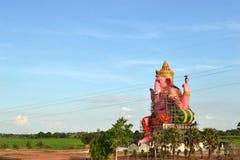 Wat Phrong-Akat (stora Ganesha) Fotografering för Bildbyråer