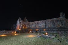 Wat Phu, Λάος Στοκ Φωτογραφία