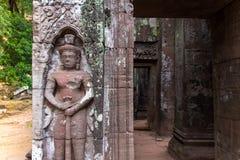 Wat Phu место всемирного наследия ЮНЕСКО в Champasak стоковая фотография rf