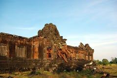 Wat Phu Fotos de archivo