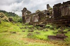 Wat Phu Royalty Free Stock Images