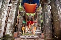 Wat Phu стоковое изображение rf