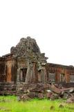 Wat phu champasak temple, laos Royalty Free Stock Image