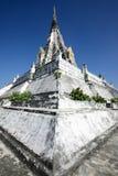 Wat Phu Khao Thong, Ayutthaya Lizenzfreie Stockfotos