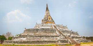 Wat Phu khao Thong Stock Photography