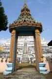 Wat Phu Khao Thong temple Royalty Free Stock Image
