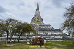 Wat Phu Khao Thong Temple Tahiland Imágenes de archivo libres de regalías