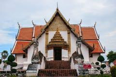 Wat Phu Mintr lizenzfreie stockbilder