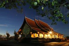 Wat Phu Praw寺庙 库存图片