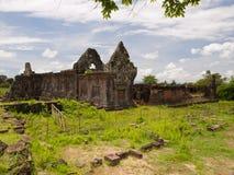 Wat Phu in Southern Laos Royalty Free Stock Photo
